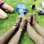 Pretty Muddy legs